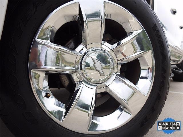2017 Chevrolet Silverado 1500 Crew Cab 4x4, Pickup #HG380888 - photo 7