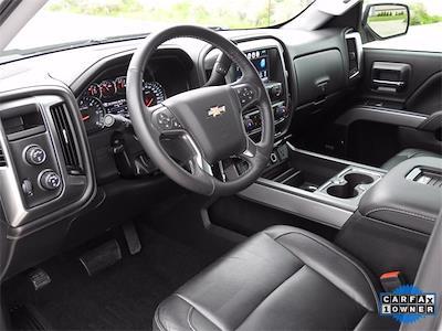 2017 Chevrolet Silverado 1500 Crew Cab 4x4, Pickup #HG380888 - photo 17