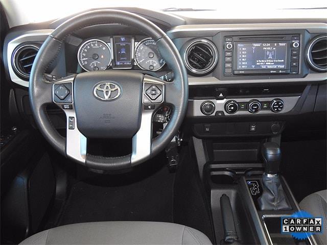 2017 Toyota Tacoma Double Cab 4x4, Pickup #HX094231 - photo 15