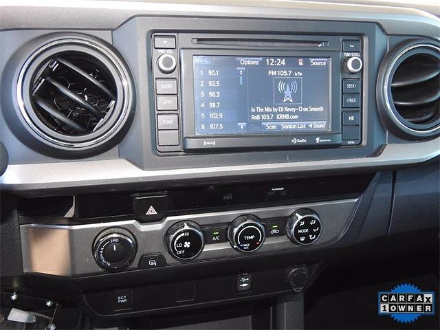 2017 Toyota Tacoma Double Cab 4x4, Pickup #HX094231 - photo 20