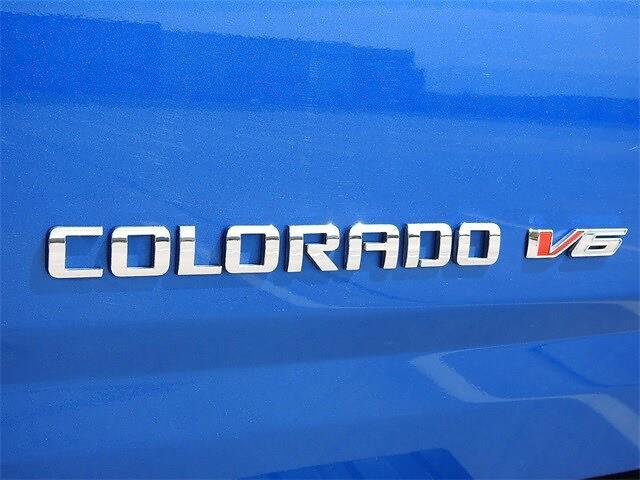 2018 Chevrolet Colorado Crew Cab 4x4, Pickup #J1270771 - photo 13