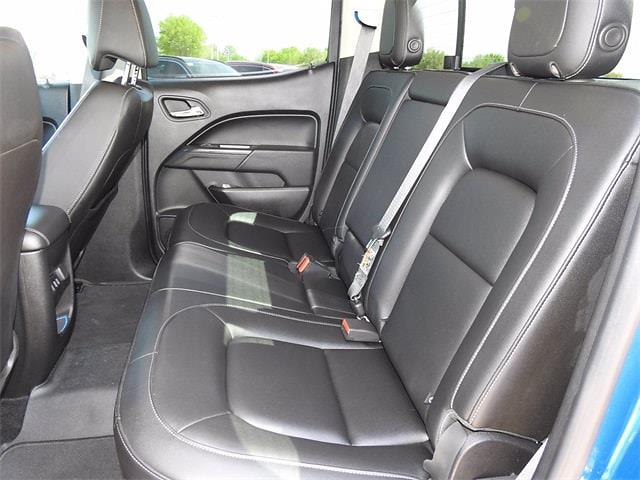 2018 Chevrolet Colorado Crew Cab 4x4, Pickup #J1270771 - photo 29