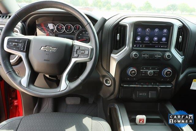 2019 Chevrolet Silverado 1500 Crew Cab 4x4, Pickup #JB405921 - photo 17