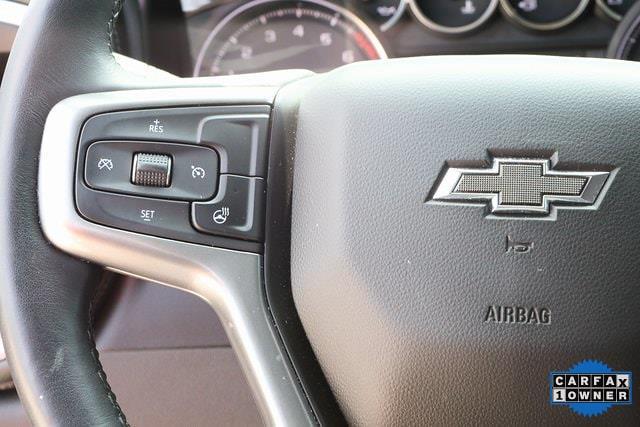 2019 Chevrolet Silverado 1500 Crew Cab 4x4, Pickup #JB405921 - photo 19