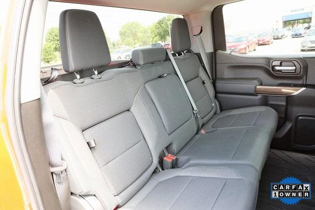 2019 Chevrolet Silverado 1500 Crew Cab 4x4, Pickup #JB405921 - photo 31