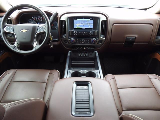 2018 Chevrolet Silverado 1500 Crew Cab 4x4, Pickup #JG603631 - photo 12