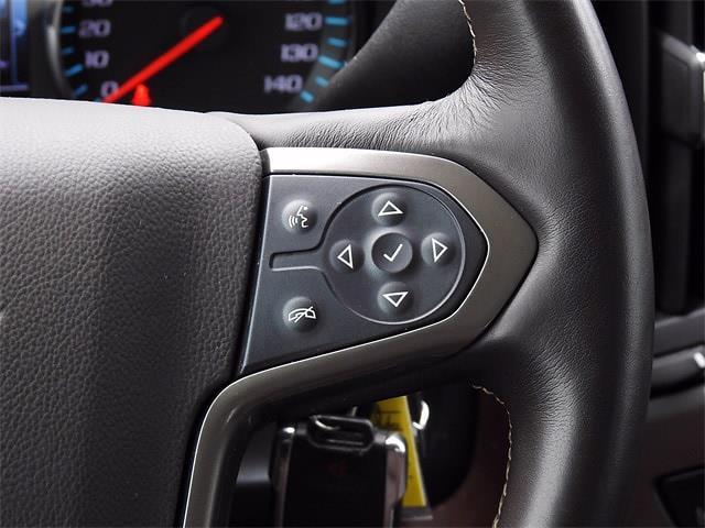 2018 Chevrolet Silverado 1500 Crew Cab 4x4, Pickup #JG603631 - photo 16