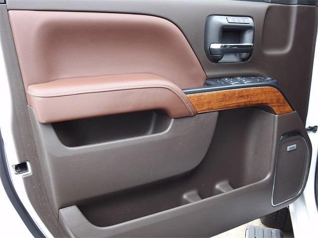 2018 Chevrolet Silverado 1500 Crew Cab 4x4, Pickup #JG603631 - photo 25