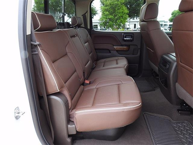 2018 Chevrolet Silverado 1500 Crew Cab 4x4, Pickup #JG603631 - photo 33