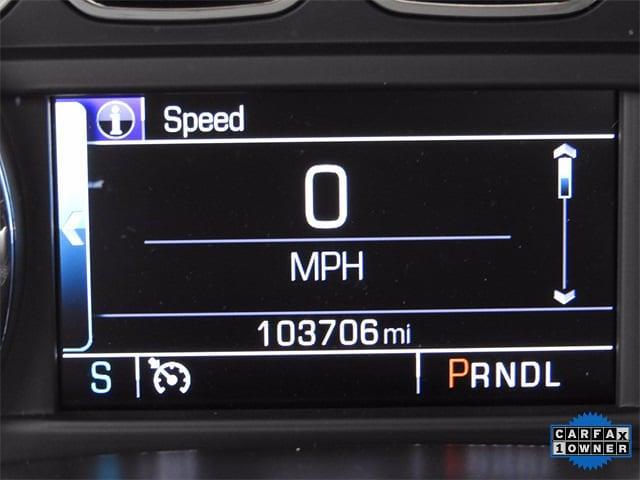 2018 Chevrolet Silverado 1500 Crew Cab 4x4, Pickup #JG623615 - photo 20