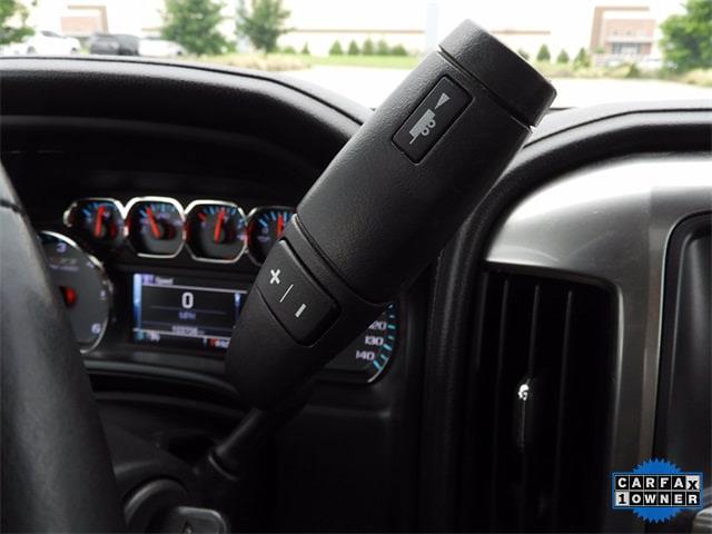 2018 Chevrolet Silverado 1500 Crew Cab 4x4, Pickup #JG623615 - photo 25