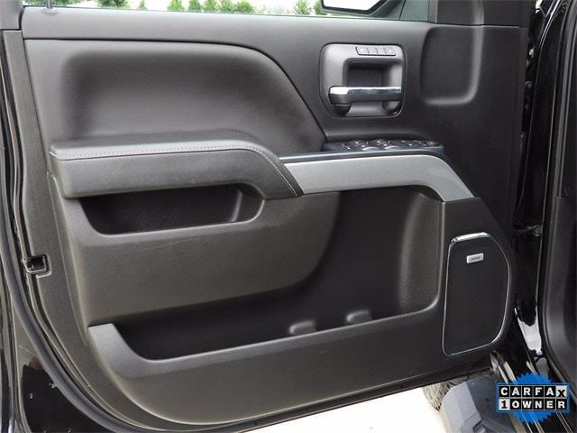 2018 Chevrolet Silverado 1500 Crew Cab 4x4, Pickup #JG623615 - photo 27