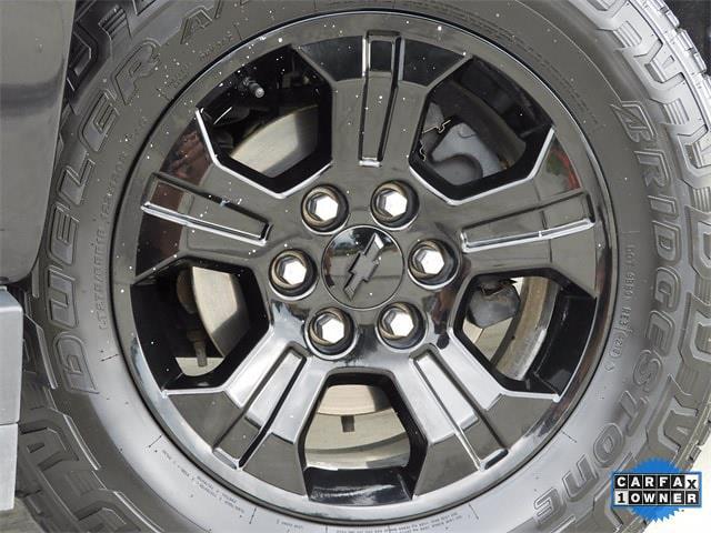 2018 Chevrolet Silverado 1500 Crew Cab 4x4, Pickup #JG623615 - photo 5