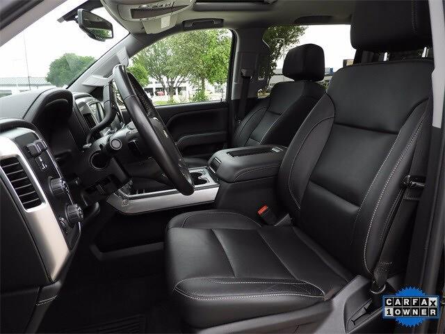 2018 Chevrolet Silverado 1500 Crew Cab 4x4, Pickup #JG623615 - photo 30