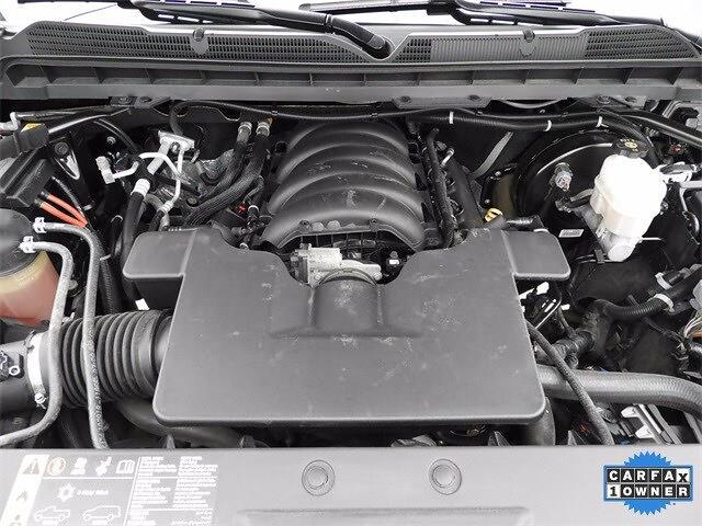 2018 Chevrolet Silverado 1500 Crew Cab 4x4, Pickup #JG623615 - photo 36
