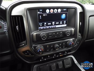2018 Chevrolet Silverado 1500 Crew Cab 4x4, Pickup #JG623615 - photo 21