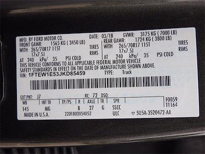 2018 Ford F-150 SuperCrew Cab 4x4, Pickup #JKD85459 - photo 36