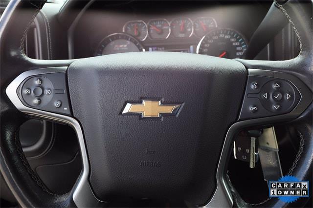 2019 Chevrolet Silverado 2500 Crew Cab 4x4, Pickup #KF136043 - photo 20