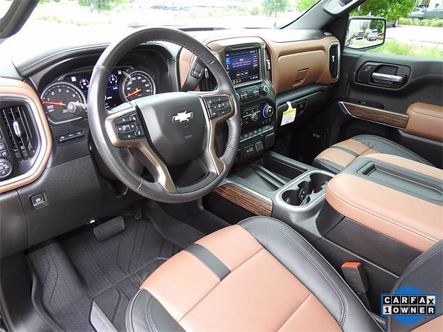 2019 Chevrolet Silverado 1500 Crew Cab 4x4, Pickup #KZ408512 - photo 14
