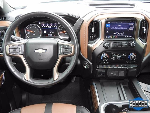 2019 Chevrolet Silverado 1500 Crew Cab 4x4, Pickup #KZ408512 - photo 16