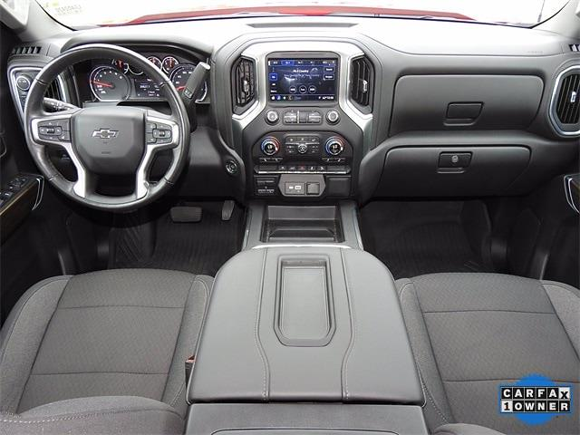 2020 Chevrolet Silverado 1500 Crew Cab 4x4, Pickup #LG402420 - photo 13
