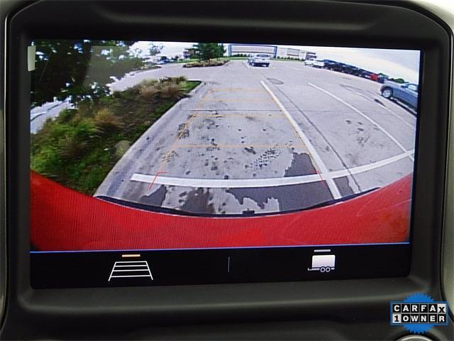 2020 Chevrolet Silverado 1500 Crew Cab 4x4, Pickup #LG402420 - photo 3