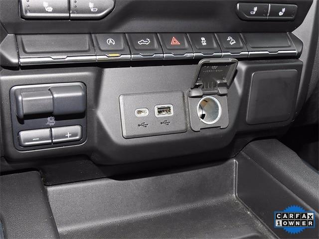 2020 Chevrolet Silverado 1500 Crew Cab 4x4, Pickup #LG402420 - photo 21