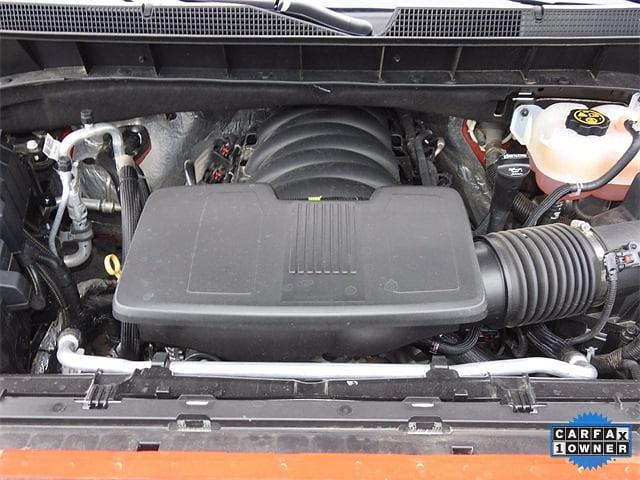 2020 Chevrolet Silverado 1500 Crew Cab 4x4, Pickup #LG402420 - photo 33