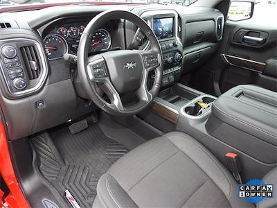 2020 Chevrolet Silverado 1500 Crew Cab 4x4, Pickup #LG402420 - photo 12