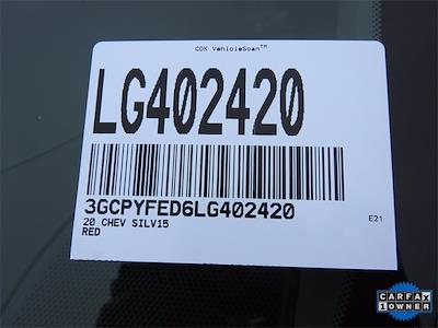 2020 Chevrolet Silverado 1500 Crew Cab 4x4, Pickup #LG402420 - photo 34