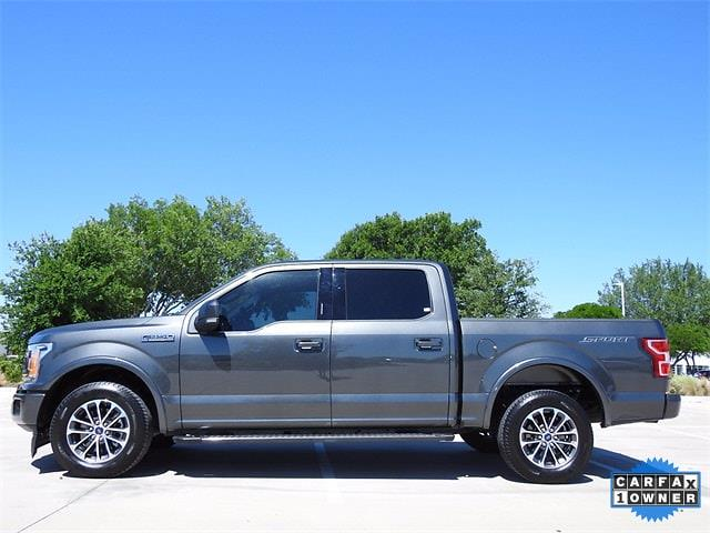 2020 Ford F-150 SuperCrew Cab 4x2, Pickup #LKD07843 - photo 4