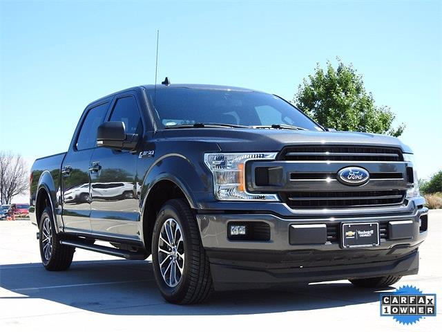 2020 Ford F-150 SuperCrew Cab 4x2, Pickup #LKD07843 - photo 9