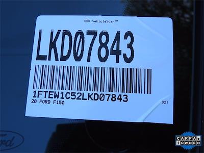 2020 Ford F-150 SuperCrew Cab 4x2, Pickup #LKD07843 - photo 34