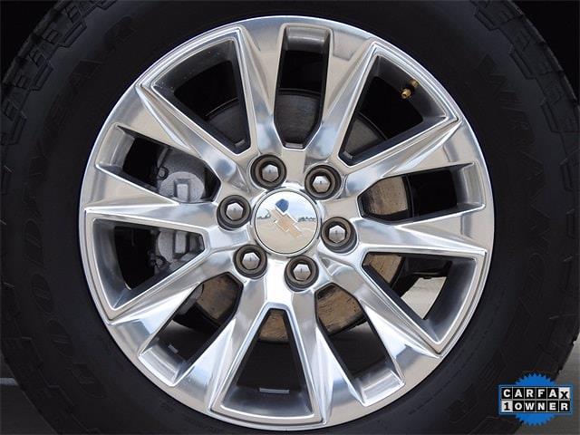 2020 Chevrolet Silverado 1500 Crew Cab 4x4, Pickup #LZ284752 - photo 12