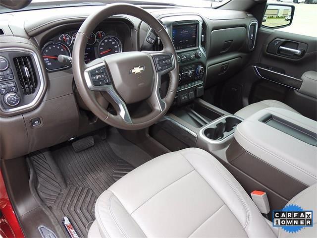 2020 Chevrolet Silverado 1500 Crew Cab 4x4, Pickup #LZ284752 - photo 14