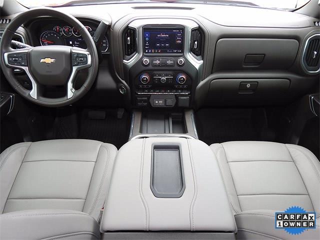 2020 Chevrolet Silverado 1500 Crew Cab 4x4, Pickup #LZ284752 - photo 15