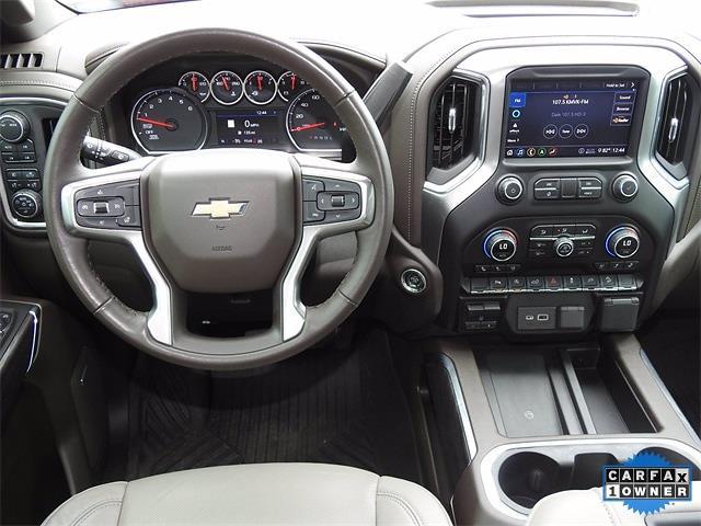 2020 Chevrolet Silverado 1500 Crew Cab 4x4, Pickup #LZ284752 - photo 16