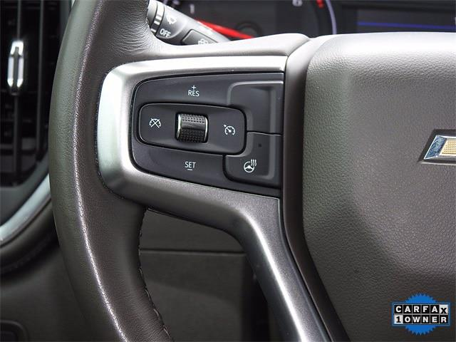 2020 Chevrolet Silverado 1500 Crew Cab 4x4, Pickup #LZ284752 - photo 19