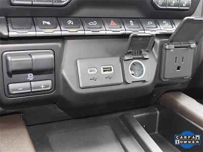 2020 Chevrolet Silverado 1500 Crew Cab 4x4, Pickup #LZ284752 - photo 22