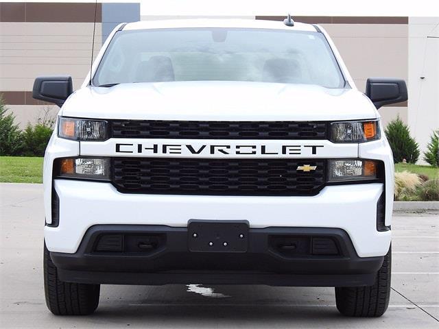 2020 Chevrolet Silverado 1500 Double Cab 4x2, Pickup #LZ363205 - photo 2