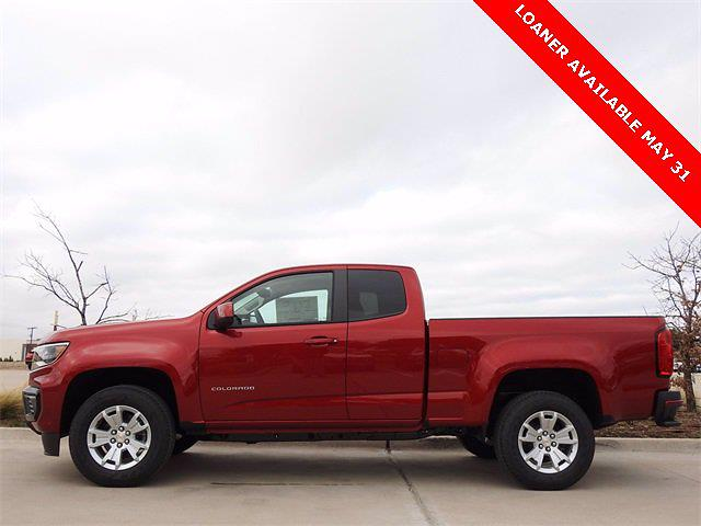 2021 Chevrolet Colorado Extended Cab 4x2, Pickup #M1205565 - photo 3