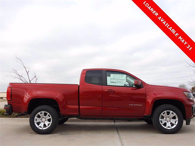 2021 Chevrolet Colorado Extended Cab 4x2, Pickup #M1205565 - photo 6