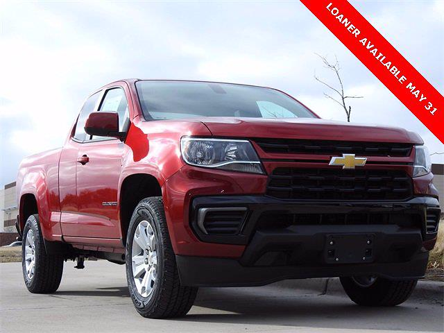 2021 Chevrolet Colorado Extended Cab 4x2, Pickup #M1205565 - photo 7
