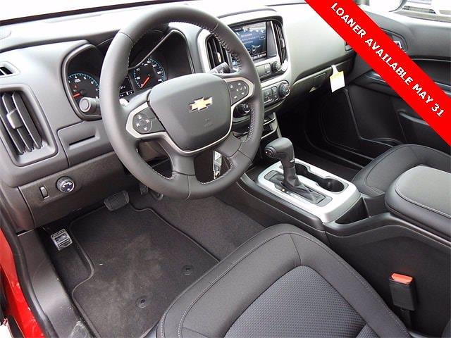 2021 Chevrolet Colorado Extended Cab 4x2, Pickup #M1205565 - photo 11