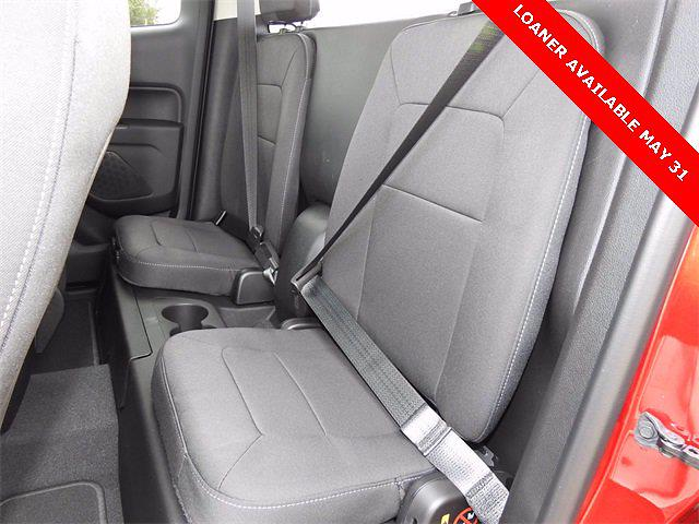 2021 Chevrolet Colorado Extended Cab 4x2, Pickup #M1205565 - photo 25