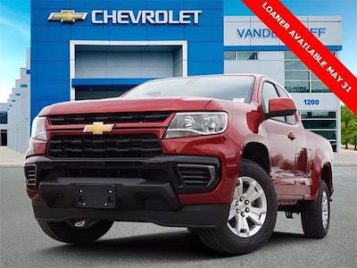 2021 Chevrolet Colorado Extended Cab 4x2, Pickup #M1205565 - photo 1