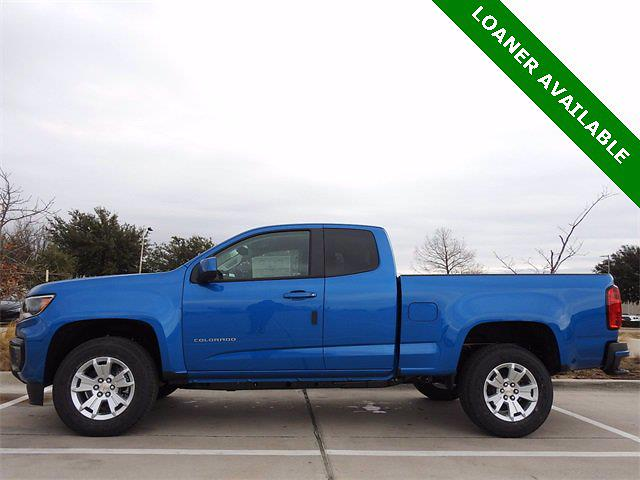 2021 Chevrolet Colorado Extended Cab 4x2, Pickup #M1206751 - photo 3