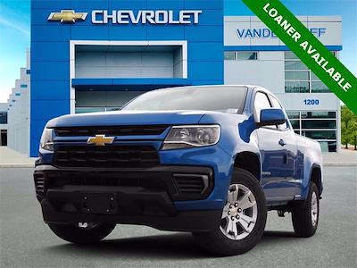 2021 Chevrolet Colorado Extended Cab 4x2, Pickup #M1206751 - photo 1