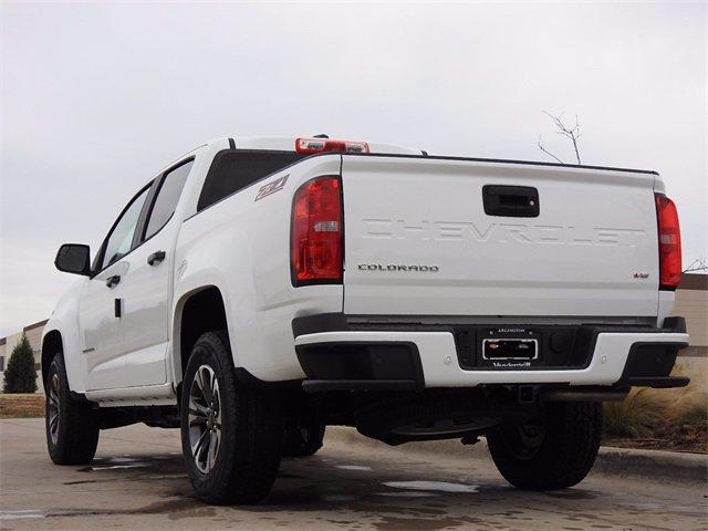 2021 Chevrolet Colorado Crew Cab 4x2, Pickup #M1207686 - photo 1