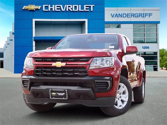 2021 Chevrolet Colorado Extended Cab 4x2, Pickup #M1221316 - photo 1